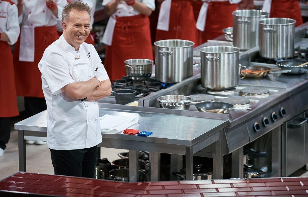 Michał Bryś w Hell's Kitchen