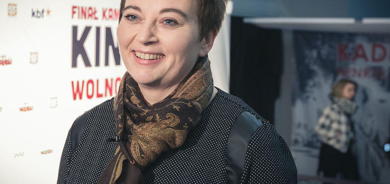 Magdalena Sroka, dyrektorka Polskiego Instytutu Sztuki Filmowej (fot. Robert Słuszniak / www.spheresis.com)