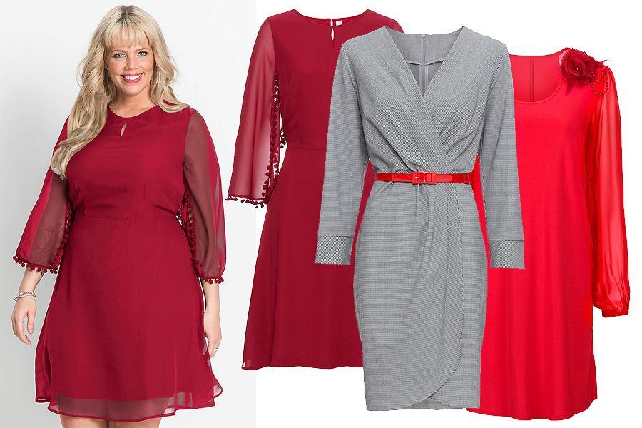 Wybierz sukienkę, która podkreśli atuty twojej sylwetki