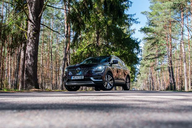 Renault Koleos 2.0 Blue dCi 190 KM