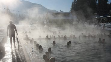 Kąpiele termalne na Słowacji