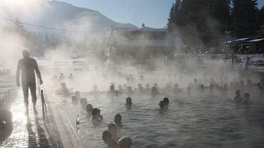 Kąpiele termalne