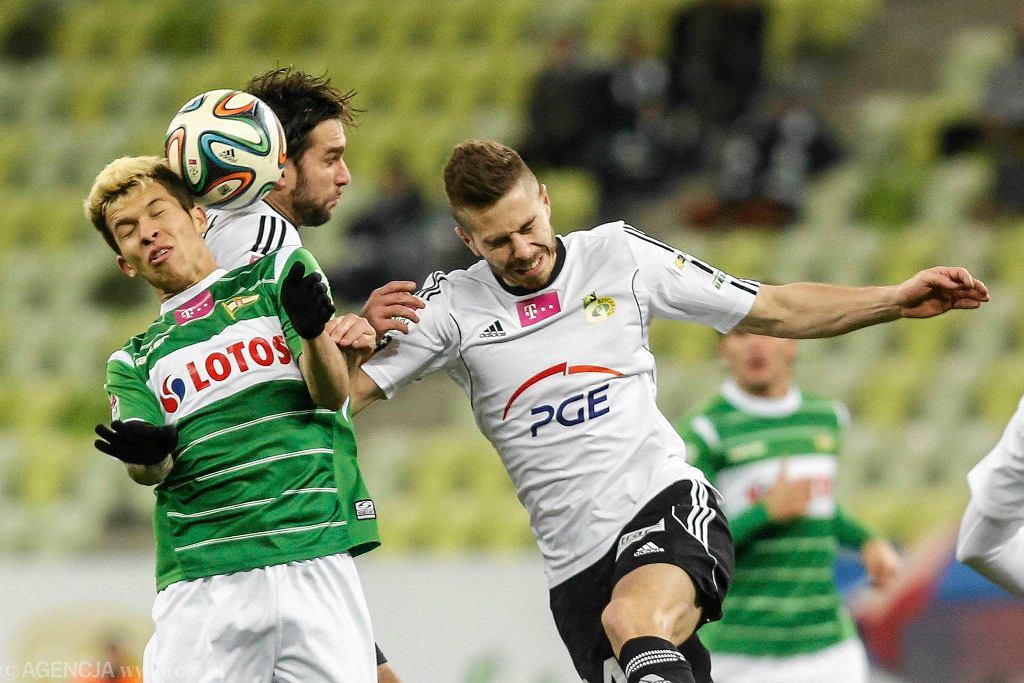Lechia Gdańsk - PGE GKS Bełchatów 1:0
