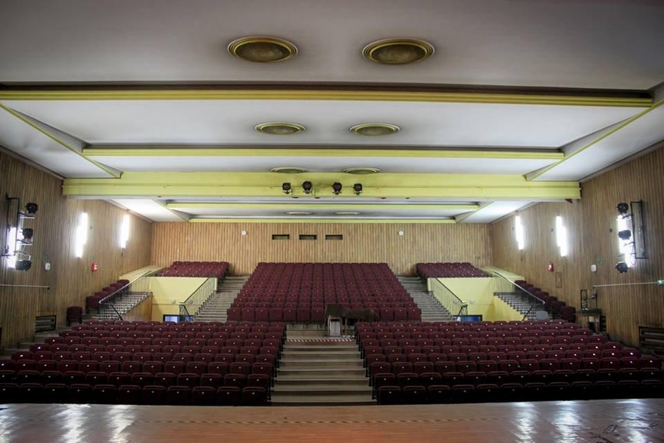 Kino Ursus w Ośrodku Kultury Arsus