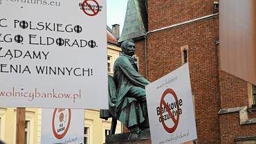 Protest frankowiczów