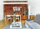 3-pokojowe mieszkanie w Gliwicach. Wnętrza pełne stylu