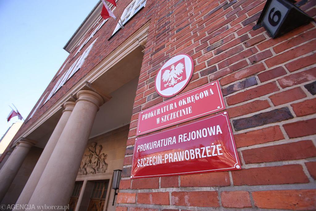 Prokuratura w Szczecinie