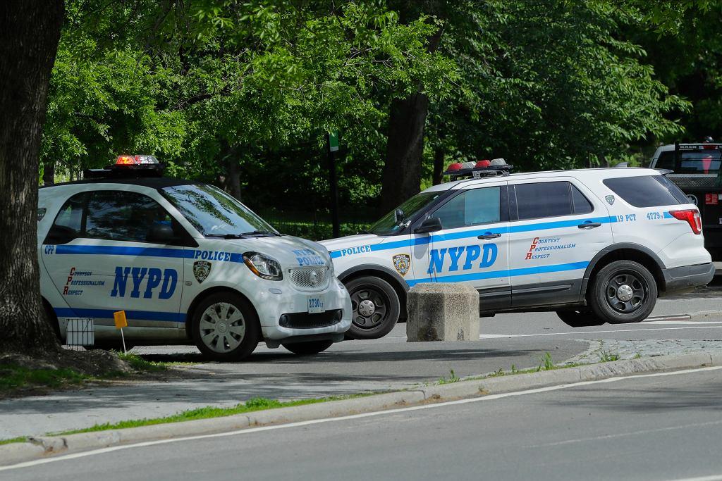 Amerykańska policja (zdjęcie ilustracyjne)
