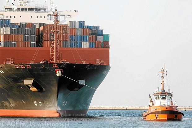 Unia dofinansuje mocarstwowe plany gdańskiego portu