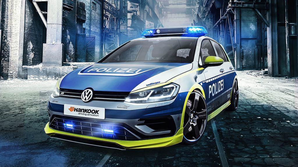 Volkswagen Golf R Oettinger
