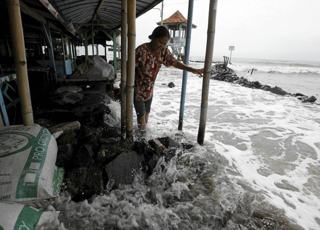 Wybrzeża Indonezji zagrożone tsunami