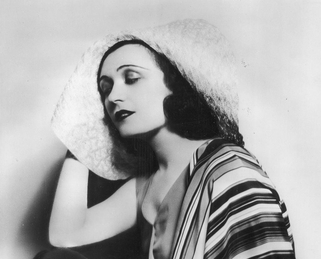 Pola Negri była światową gwiazdą kina niemego