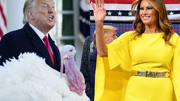 Melania Trump i Donald Trump rozstaną się już za kilka tygodni. Media podają powód