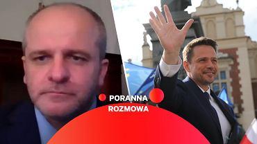 Paweł Kowal gościem Porannej rozmowy Gazeta.pl