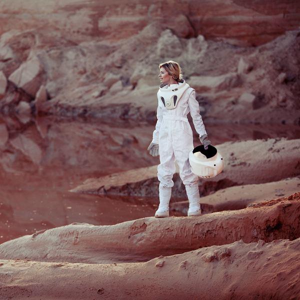 Jeśli kobiety zamieszkają w kosmosie, nie będą potrzebować mężczyzn do reprodukcji