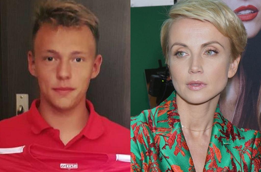 Mateusz Jacak, Katarzyna Zielińska