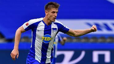 Niemcy docenili dwa gole Krzysztofa Piątka! Pierwsze takie wyróżnienie w sezonie