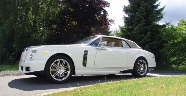 Mansory Rolls-Royce Drophead Coupe