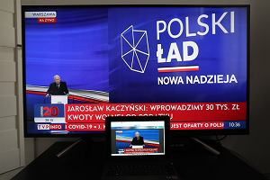 """""""Polski ład"""". Klasa średnia sfinansuje obietnice PiS"""