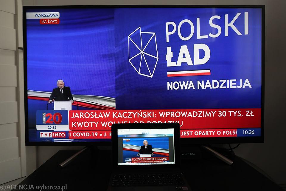 Prezentacja Polskiego Ładu