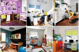 Czas do szkoły: 7 metamorfoz uczniowskich pokojów