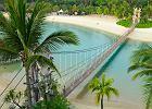 Singapur - odpocznij na wyspie Sentosa