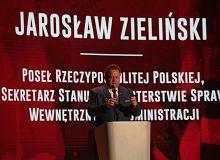 Kolejni policjanci skarżą się na Jarosława Zielińskiego