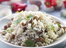 Karaibski ryż z kokosem - ugotuj