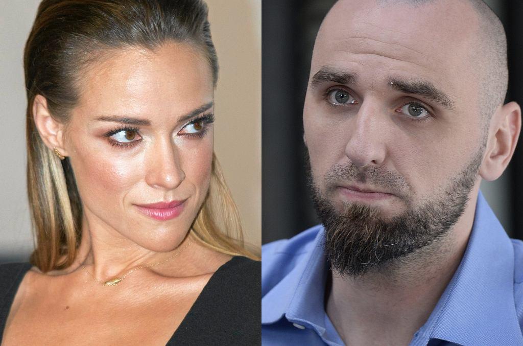 Alicja Bachleda-Curuś, Marcin Gortat