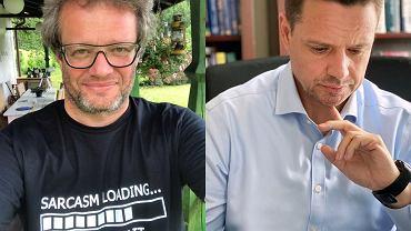 Marcin Meller zwrócił się do wyborców Andrzeja Dudy. Nazwał Rafała Trzaskowskiego