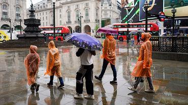 Londyn po zniesieniu lockdownu