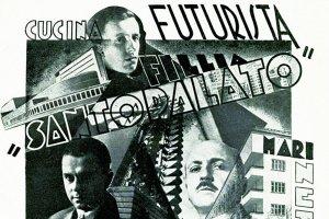 Jak futuryści prześladowali makaron