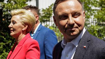 Andrzejowi Dudzie puściły nerwy na konferencji prasowej. Zdenerwowało go pytanie dziennikarza TVN24
