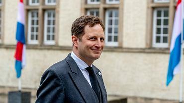 Stojący na czele rodu Hohenzollernów książę Georg Friedrich von Preussen, praprawnuk cesarza Wilhelma II.