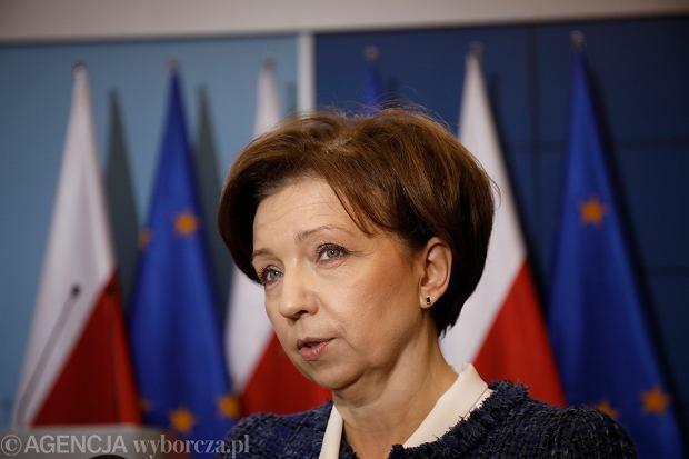 Dzieci w pieczy zastępczej otrzymają 130 mln zł. Maląg: To pieniądze m.in. na komputery