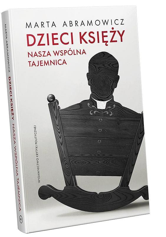 Marta Abramowicz 'Dzieci księży. Nasza wspólna tajemnica' (okładka książki)