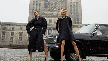Małgorzata Bela i Anja Rubik na okładce 'Vogue Polska'