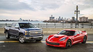Chevrolet Silverado i Chevrolet Corvette Stingray - zwycięzcy NACOTY 2014