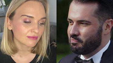 Magdalena Chorzewska i Karol ze 'Ślubu od pierwszego wejrzenia'