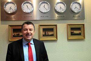 Prezes nosił 40 mln zł w teczce! Prowadzi dwie firmy i hotel