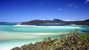 Whitehaven, Australia - najpiękniejsze plaże