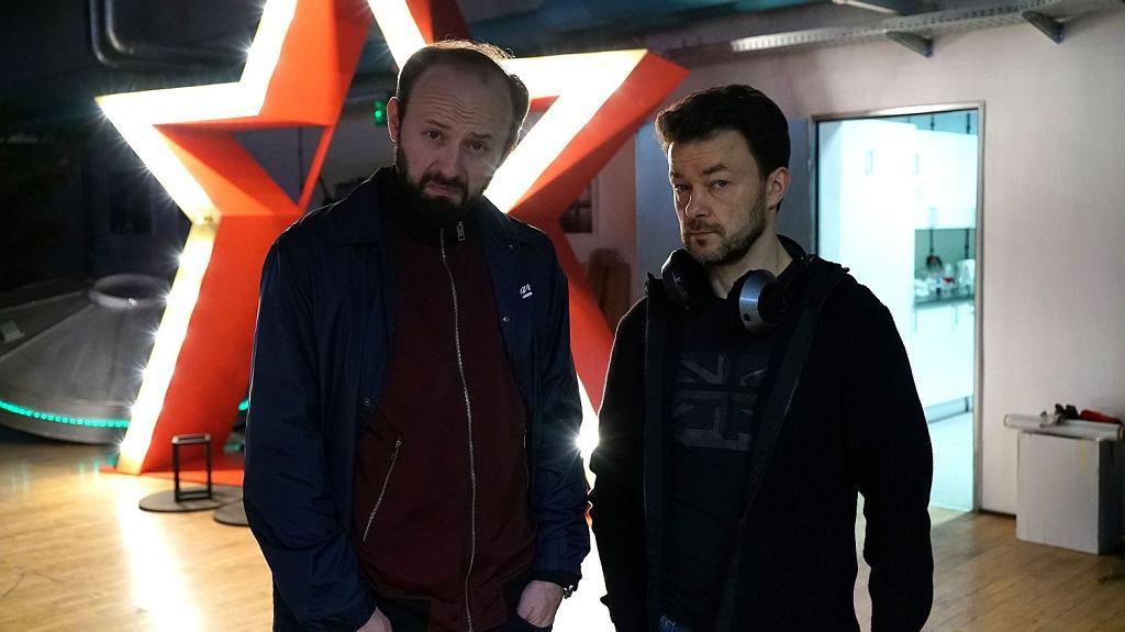 Radosław Drabik i Michał Chaciński