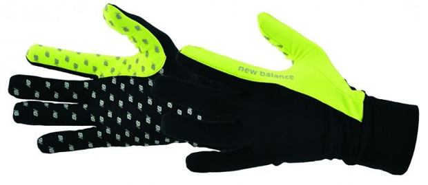 Ręakwiczki New Balance Interval Glove NB144BK