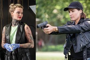 Monika Miller i Laura Samojłowicz zagrają razem w serialu Polsatu. Wcielą się w policjantki. Mamy zdjęcia z planu