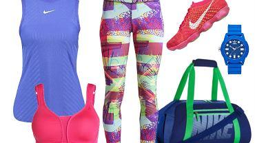 Kolorowy strój sportowy / Materiały partnera