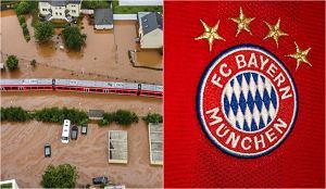 """Bayern Monachium ruszył na pomoc ofiarom powodzi! """"To dopiero pierwszy krok"""""""