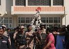 Dwa ataki terrorystyczne w Pakistanie. Celem miejski targ oraz chiński konsulat