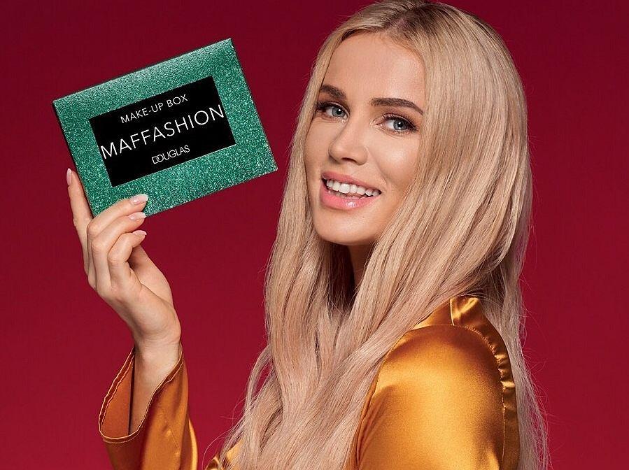 Maffashion stworzyła linię kosmetyków we współpracy z marką Douglas