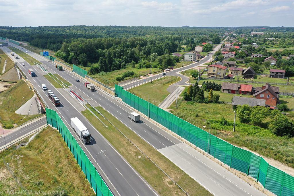 Autostrada (zdjęcie ilustracyjne)