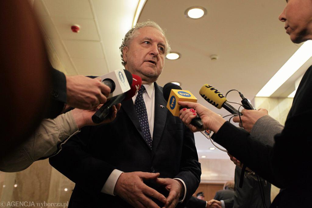Prof. Rzepliński miał dostać od ministra Szałamachy prośbę o niewypowiadanie się przy okazji publikacji nowego ratingu